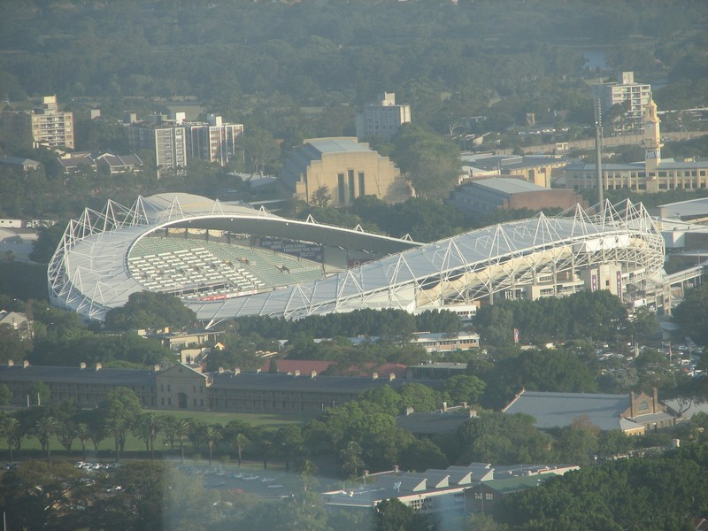 Le stade Olympique