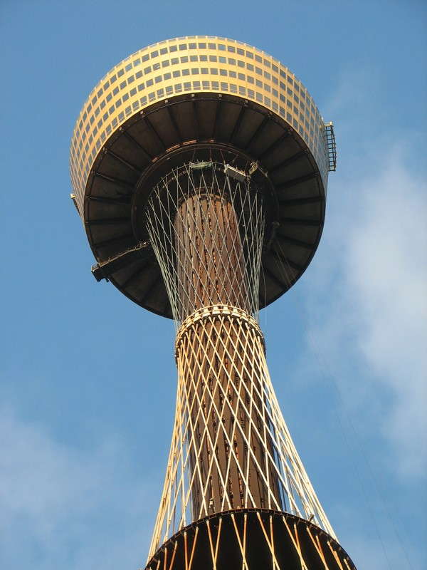 La Sydney Tower