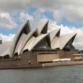 l'Opéra, vue du bateau