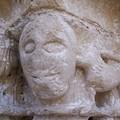 Saint-Romans-les-Melle (79), église Saint-Romans