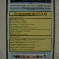 Forum des Arts Numérique à Madiana