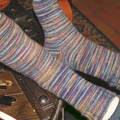 chaussettes Régia 4 fils Zanzibar