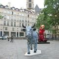 Place Baudoyer (Mairie du 4eme )