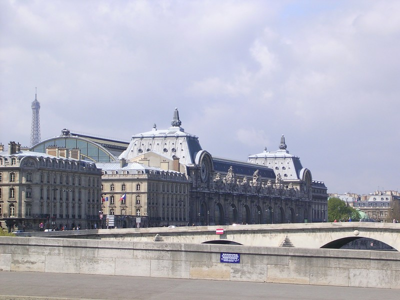 Musée d'Orsay - avril 06