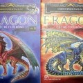 Photos couvertures Eragon