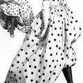Robe du soir, printemps 1958