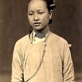 Jeune femme du Sud