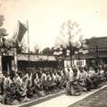 Prosternations préliminaires au palais Can Chanh