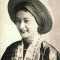 La future impératrice Nam Phuong, épouse du Prince Vinh Thuy