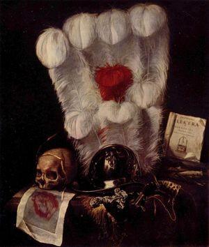 Vanité, Juriaen van Streeck (1632-1687)