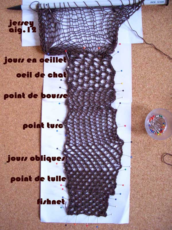 Sehr point mousse Archives - Page 3 of 15 - i love tricot RE79