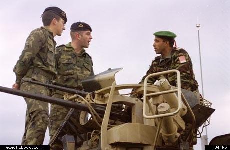 المسلحة الملكية المغربية