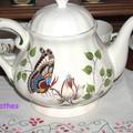 Service à thé, Théière