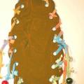 décoration pour Pâques (gros plan)