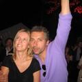 Avec Léa Drucker (Fan des bleus, comme son oncle!)