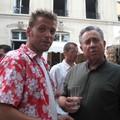 Nico et son père Philippe CLAIR,