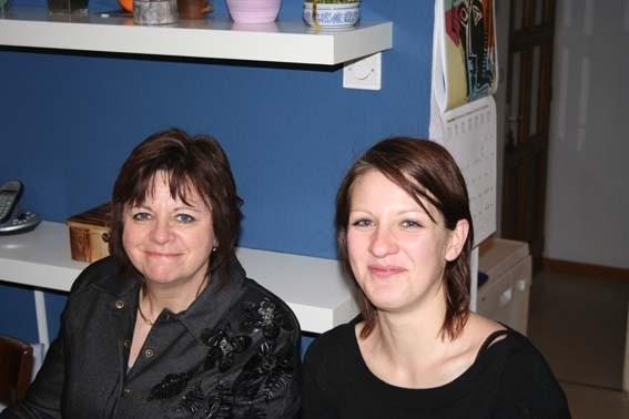 Ma maman, Léone et moi