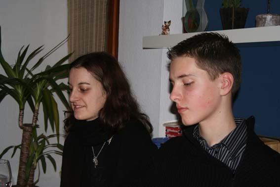 Célia et Clément