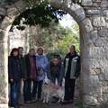 De gauche à droite : ma maman, moi, Cathie, Clarisse, Alfred et Serge