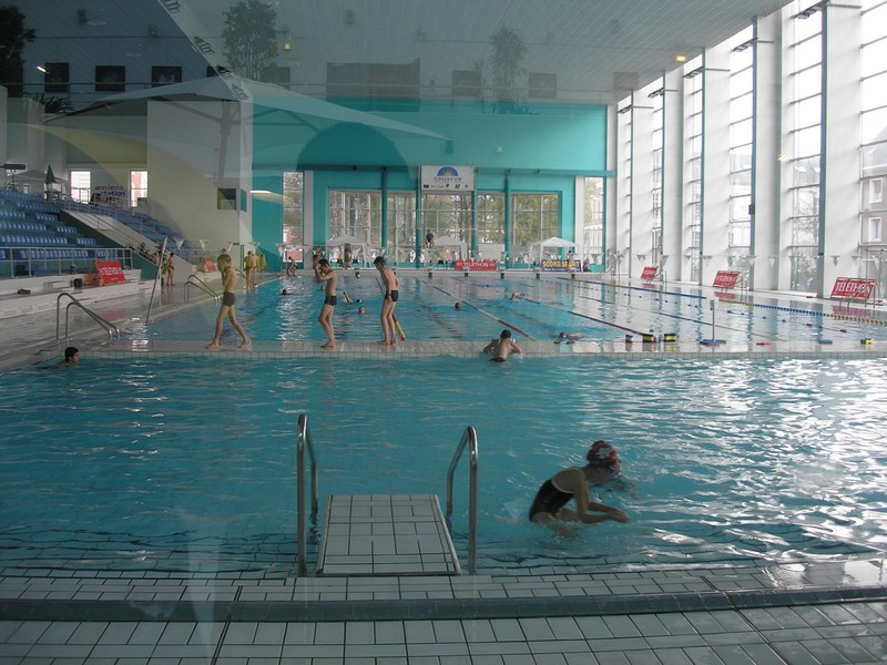 Le coliseum amiens en photos for Piscine jules verne