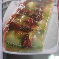 tarte aux poires et aux figues