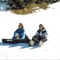 Ma soeur & moi..d'un peu plus près mais pas plus reconnaissables