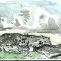 vieux fort préhistorique aran aonghasa iles d'Aran