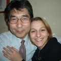 With Ken - December 2004, Bonenkai