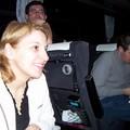 Hakuba -29 janvier 2006 retour en car tout en discuttant