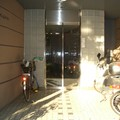 entree de l'immeuble
