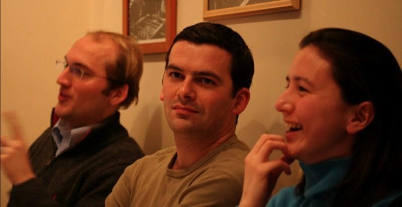21 janvier 2006 Gautier, Fred et Clara