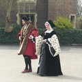 Henry VIII et Catherin of Aragon
