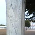 Sculpture Collège M. Clavel Avallon (89)