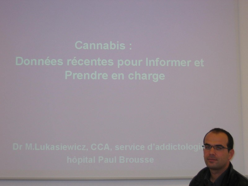 Dr Michael LUKASIEWICZ addicto Paul Brousse