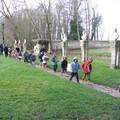 La visite des jardins du château de Canon