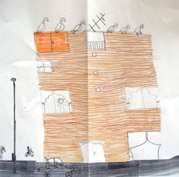 Ma Ville Demain Par Les Cm2 De L Ecole Gringoire Atelier