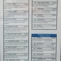 HIGUMA menu 1/2