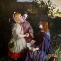 Artiste Anonyme - Portrait de groupe 1860