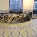 32- Corbeille d'escalier au 1er étage