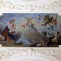 36 - Détail du Plafond - Thème Paris capitale des Arts