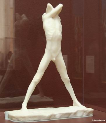 Georges Minne - Statue vers 1891