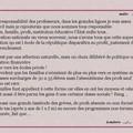 136 - Commentaires du 22.03.06