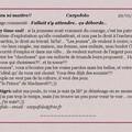 156 - Commentaires du 29.03.06
