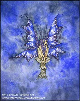 Amy_Brown___Blue_Faery