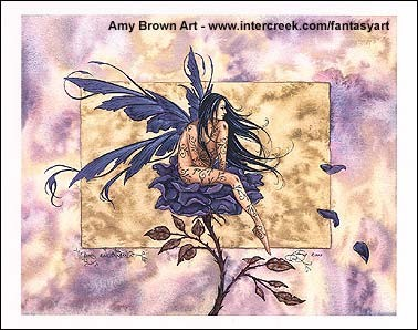 Amy-Brown - Dark enchantment