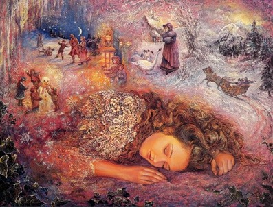Josephine WALL - Win,ter Dreaming