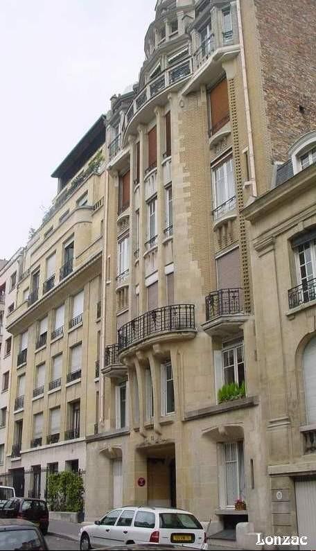 Guimard - 18 rue Heine - Immeuble