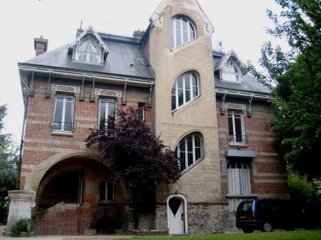 Guimard - La villa Hublotière - Le Vésinet - Yvelines