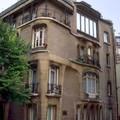 Guimard - 122, rue Mozart & Angle Hôtel Guimard