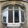 Guimard - 122, rue Mozart - Hôtel Guimard - Balcon porte-fenêtre